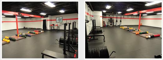 Advanced Training Concepts Training Facility